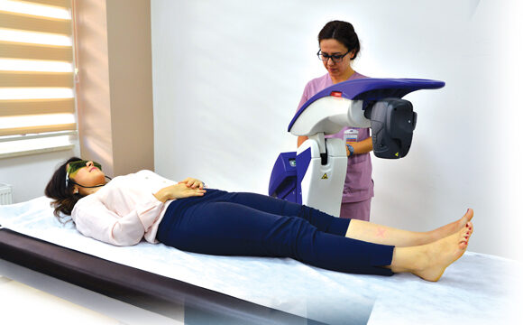 High-Intensity Robotic Laser Therapy